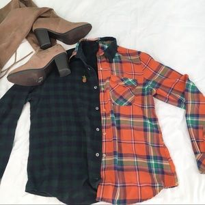 LF Furst of a Kind flannel
